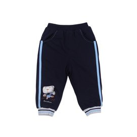 卡拉貝熊 冬裝 男童嬰兒寶寶 棉褲 棒球嬰童長褲51231