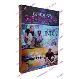 ╭唯美影音╯2013英國電視4臺紀錄片~Gordon s Great Escape美食大冒