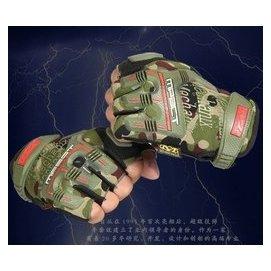 特種兵軍迷超級技師半指手套黑鷹戰術手套軍品戶外俄羅斯軍用手套