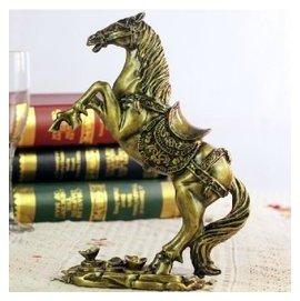 樹脂工藝品家居飾品開業  辦公室風水馬擺件擺設品 工藝品擺件 擺件 擺飾 擺設 客廳擺件