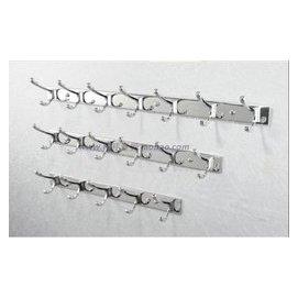 衣鉤 不鏽鋼掛衣鉤 衣勾 掛勾 高低排鉤實心衣鉤4~8鉤
