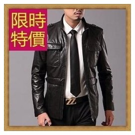 男款皮風衣外套真皮綿羊皮大衣皮西裝皮衣外套~  款長版成熟穩重男人衣櫥1款62x32~義大