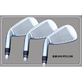 高爾夫球桿 七7號鐵桿碳素 練習桿golf男女款 初學入門桿