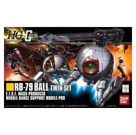 ~模型屋~BANDAI 鋼彈 HGUC 1 144 ^#114 RB~79 BALL^(T