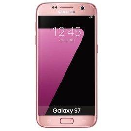 ~乖乖 ~粉色新上市 SAMSUNG GALAXY S7 32GB 高階防水 4G 智慧型