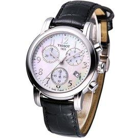 T0502171611200天梭錶 TISSOT Dressport 計時 腕錶