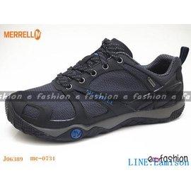 ~買鞋送襪~MERRELL 男款黑灰多 防水耐磨橡膠大底健走鞋 PROTERRA SPOR