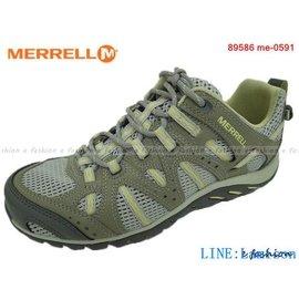 ~買鞋送襪~MERRELL 女款土耳其綠輕量戶外越野水陸兩用鞋 WATERPRO MANI