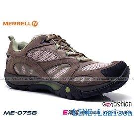 ~買鞋送襪~MERRELL 女款袋鼠色多 防水戶外登山鞋 AZURA GORE~TEX 3