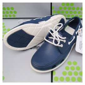 男女洞洞鞋海灘帆船鞋 男士 沙灘鞋繫帶波特男款涼鞋