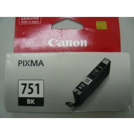 ~CANON CLI~751BK 相片黑色墨水匣MX727 MX927 IP7270 MG