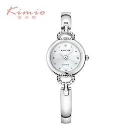 韓國潮流手表女手鏈學生簡約 手鐲表小清新水鑽女士手表