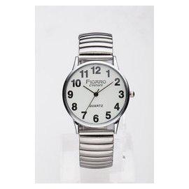 手表 藍寶石水晶玻璃鏡面防水 商務鎢鋼男女腕