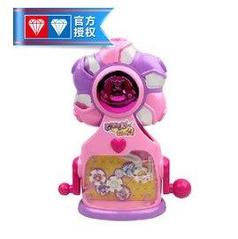 奧迪雙鑽巴拉拉小魔仙兒童玩具彩虹心石七彩串珠機女孩子