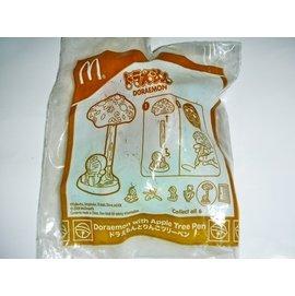 aaL皮. 企業寶寶玩偶娃娃  未拆封2008年麥當勞發行哆啦A夢 Doraemon 魔樹