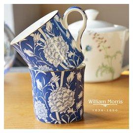 妙HOME英國William Morris古典 高檔骨瓷下午茶杯子骨瓷郁金95