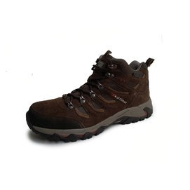 英國凱瑞摩戶外徒步登山鞋防水鞋中幫保暖男士大碼鞋