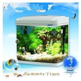 水族箱 佳寶R231B魚缸 迷你生態玻璃魚缸 小魚缸 金魚缸寶R系列小型水族箱金魚箱