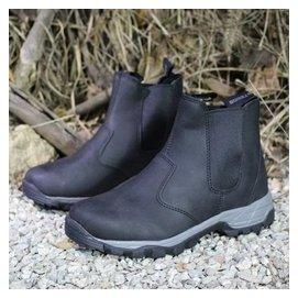 童鞋高幫保暖雪地鞋男女棉鞋徒步鞋高幫登山鞋套腳戶外旅遊鞋