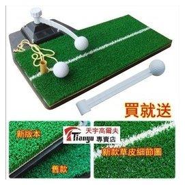 TTYGJ高爾夫室內練習品 高爾夫揮桿練習器 66草皮升級版  旋轉球棒
