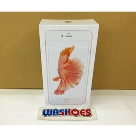 Apple iPhone 6S  5.5吋 Plus 128G 玫瑰金  貨 空機  i6