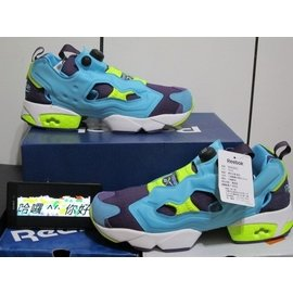 Reebok INSTA PUMP Fury OG 20TH 限定 男鞋 充氣 毛怪 M4