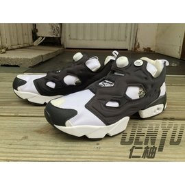 REEBOK INSTAPUMP FURY OG M48559 黑白 熊貓 充氣 慢跑鞋