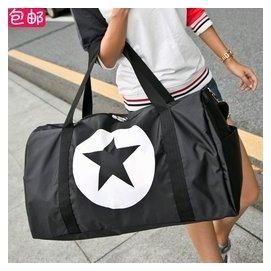 短途出差手提旅行包大容量防水尼龍 包女健身包男行李包旅行袋