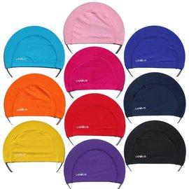 泳衣 五星 兒童泳帽 UEVUE運能 萊卡男童女童遊泳帽