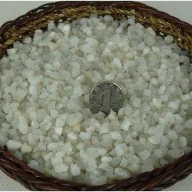 水族造景寵物金魚缸玻璃花瓶裝飾品底沙石頭石子彩沙白沙雨花石