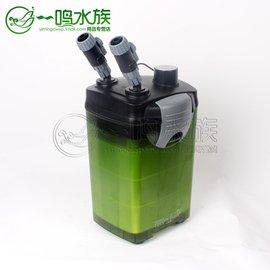 JEBO佳寶625魚缸缸外過濾器水族箱魚池外置過濾桶超靜音過濾設備