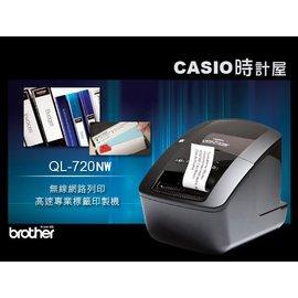 ~含稅價~ _BROTHER標籤機_QL~720NW_標籤機_高速 印製_無線 列印_