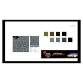 ^~CW^~^~ 方塊地毯 挑戰印花尼龍 最 ^~ 易操作辦公室地毯居家商用尺寸樣式齊全~