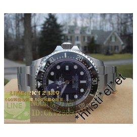 手錶勞力士Rolex 116660 Deep Sea 自動上鍊機心3135 錶殼直徑44m