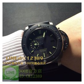 手錶PANERAI沛納海 PAM00389 陶瓷圈 全自動上鏈機芯PAM 389機械男表