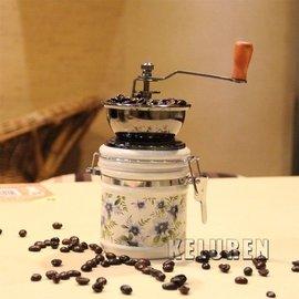~老煙槍~家用手搖磨豆機鐵芯 手動咖啡研磨機 手磨咖啡機 磨咖啡豆粉碎機