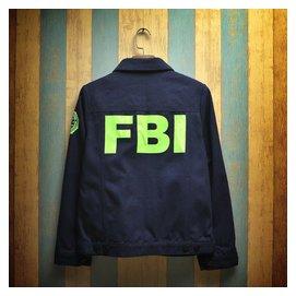 秋裝 男裝牛仔外套日繫復古修身夾克原宿街頭FBI工裝夾克外套
