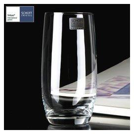 德國 schott肖特水晶玻璃啤酒杯 圓形威士忌杯茶杯果汁杯子