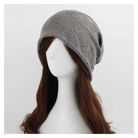 薄款大包頭帽子女 夏天 套頭巾帽韓國 春秋月子帽化療帽子堆堆帽