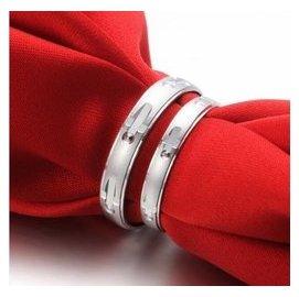 天主教基督教聖物鍍白金925純銀婚配情侶戒指情人節 結婚