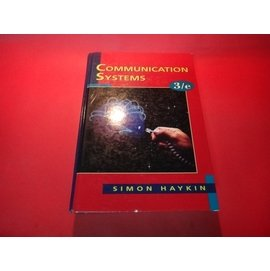 ~愛悅  11~06~Communication Systems 3 e  Simon H