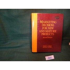 ~愛悅  05~60~Marketing Decisions for New and Ma