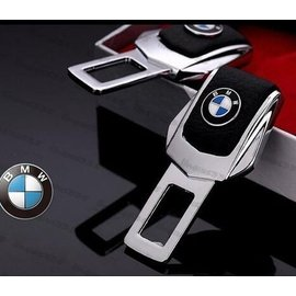 BMW寶馬3系1系5系7系525l真皮安全帶卡片 寶馬保險帶卡夾 卡扣 BMW插銷 插卡