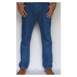 2013 純棉牛仔長褲 加大碼牛仔工作褲 男士電焊工褲外單