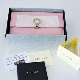 【quali】全新真品 BVLGARI 寶格麗 B.Zero1 亮珠淺粉紅色防刮小牛