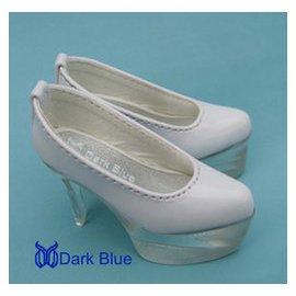 1 3 1 4 女款 人偶娃娃鞋子 高跟厚底娃用皮鞋~~28