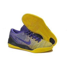 NIKE KOBE IX EM XDR LOW NBA 湖人科比籃球鞋 科比9代高幫 低筒