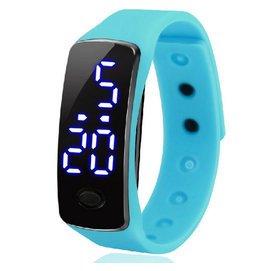潮流男學生手表女孩兒童手表 防水手環情侶時裝電子表