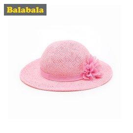 巴拉巴拉女童帽子中大童 帽童帽2016  兒童公主帽子