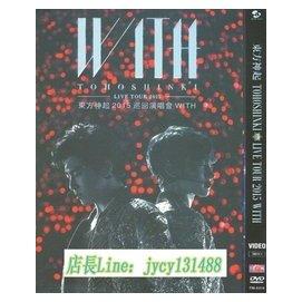 ╭~百視影音╭~2015 日韓演唱會~東方神起2015巡回演唱會WITE~3~DVD9^(